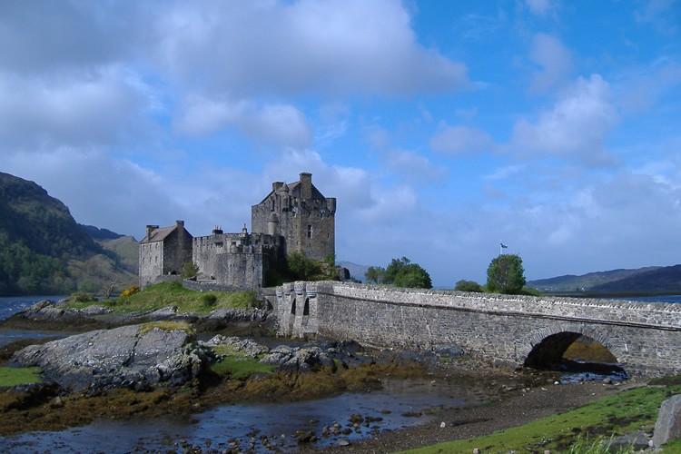 Highlands - Eilean Donan Castle